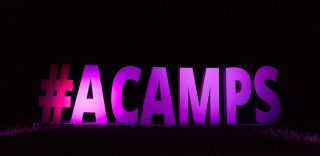 The First Day of the Acamps Summer Festival