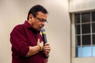 Moysés Azevedo: Holiness is a gift, vocation and free response